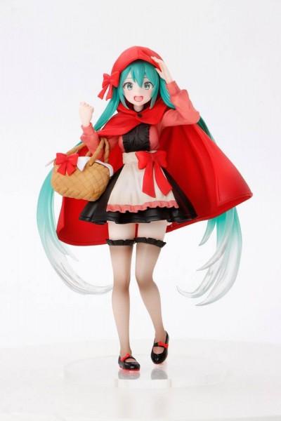 Vocaloid 2: Miku Hatsune Little Red Riding Hood Ver. non Scale PVC Statue