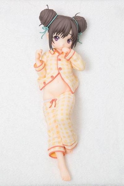 Comic Aun!: Kokuten Tae Pajama de Moji Moji Illustrated by Inuburo 1/5.5 Scale PVC Statue