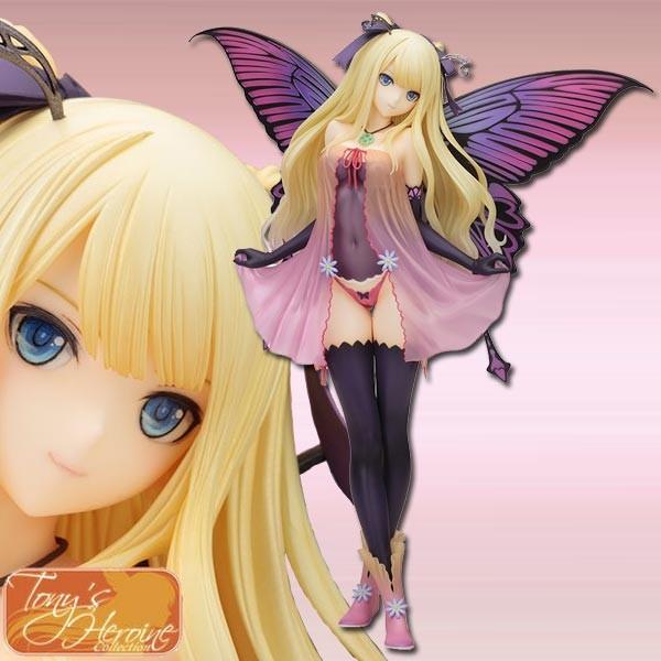 Tony's Heroine Collection: Fairy Garden Annabel 1/6 Scale PVC Statue