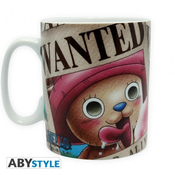 One Piece: Chopper Wanted Mug