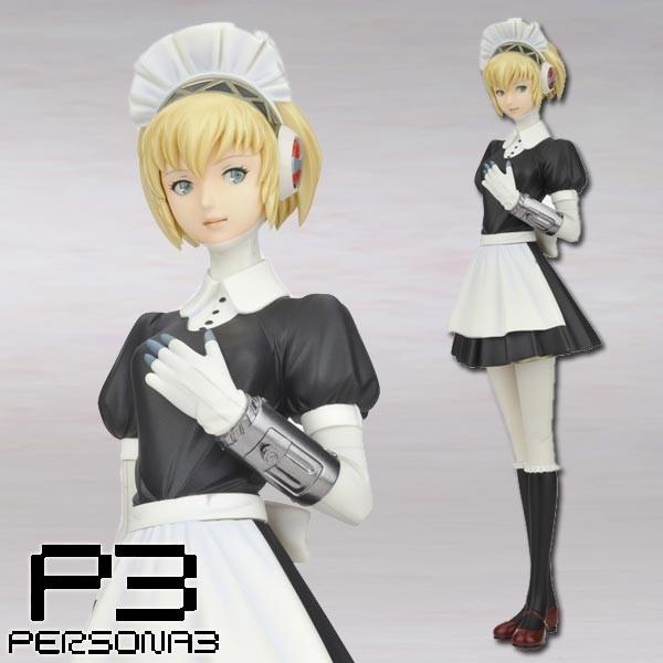 Persona 3: Aegis Maid Costume Ver. 1/7 Scale PVC Statue