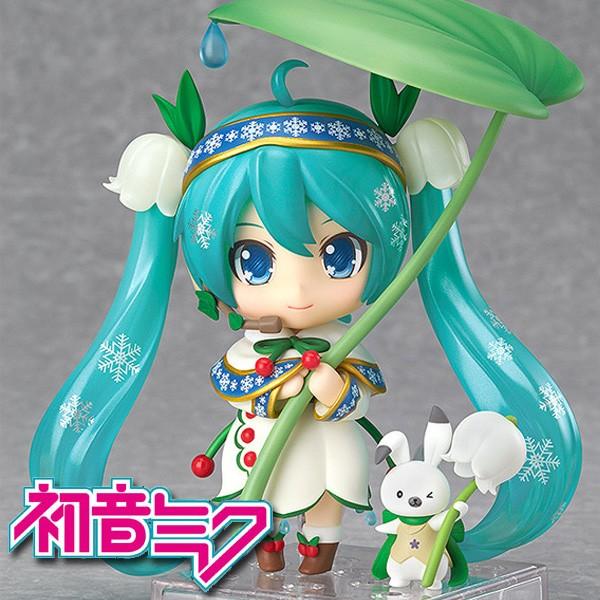 Vocaloid: Nendoroid Snow Miku Snow Bell Ver.