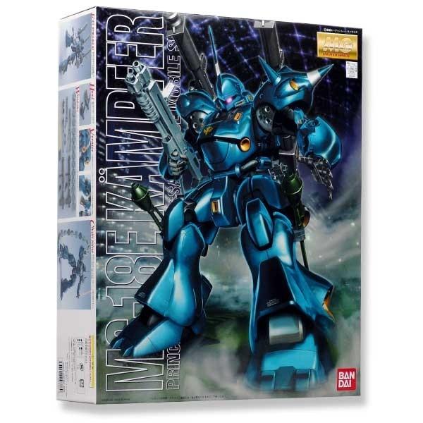 Gundam - MG Kaempfer 1/100