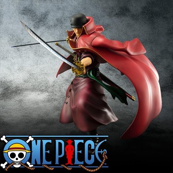 One Piece: Excellent Model P.O.P Zoro Edition Z 1/8 Scale PVC Statue