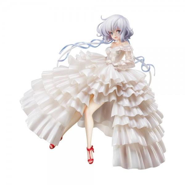 Zombie Land Saga: Junko Konno Wedding Dress 1/7 Scale PVC Statue
