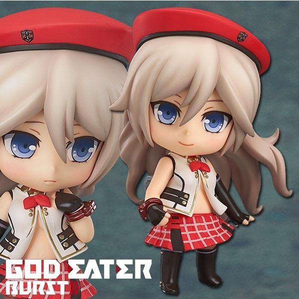 God Eater 2: Alisa Illinichina Amiella - Nendoroid