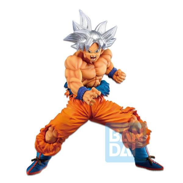 Dragonball Super: Ichibansho Son Goku (Ultra Instinct) non Scale PVC Statue
