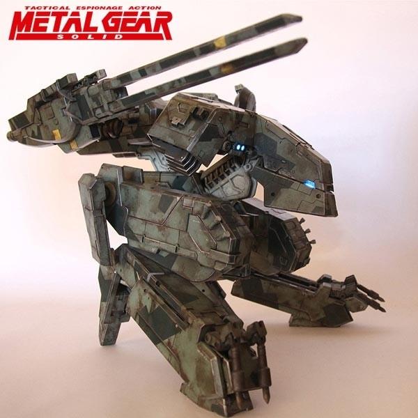 Metal Gear Solid: MG-REX Action Figure