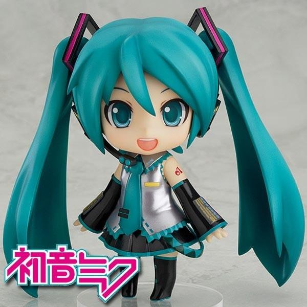 Vocaloid: Nendoroid Miku Hatsune 2.0 Character Vocal Series 01