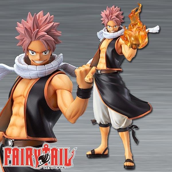 Fairy Tail: Natsu Dragneel 1/7 Scale PVC Statue