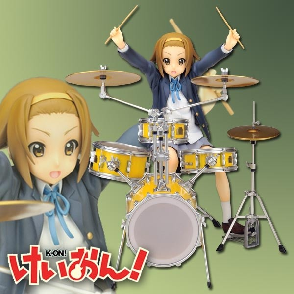K-ON!: Ritsu Tainaka 1/8 Scale PVC Statue
