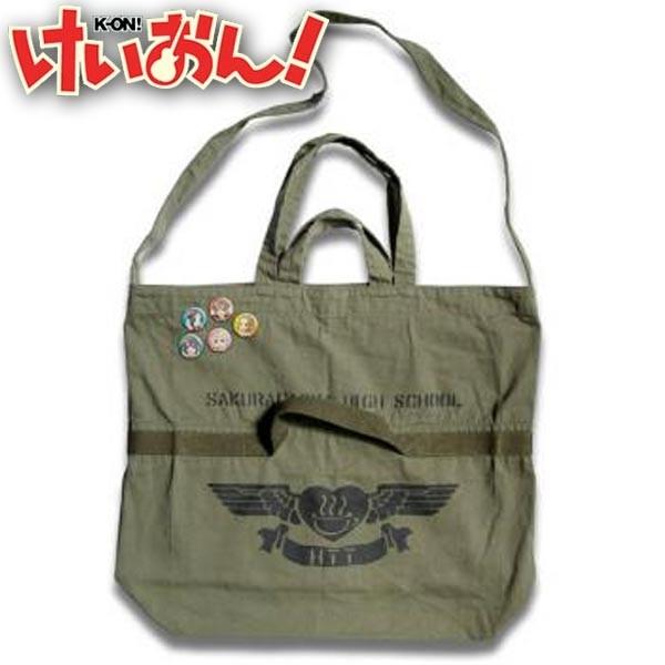 K-ON!: 4-Way Tote Bag