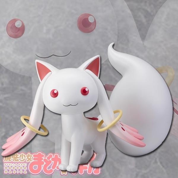 Puella Magi Madoka Magica: Kyubey 1/1 Scale Soft Vinyl Figure