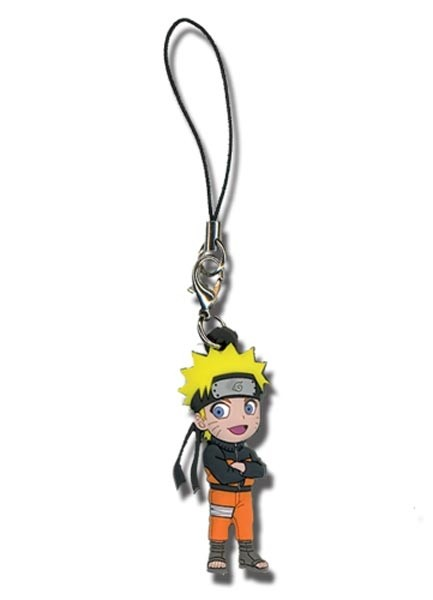 Naruto Shippuden: Cell Phone Charm Naruto