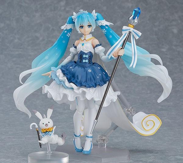 Vocaloid 2: Snow Miku Snow Princess Ver. Figma