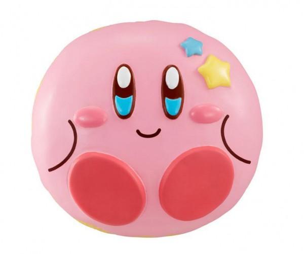 Kirby Super Star: Kirby Squeeze Anti-Stress-Figur