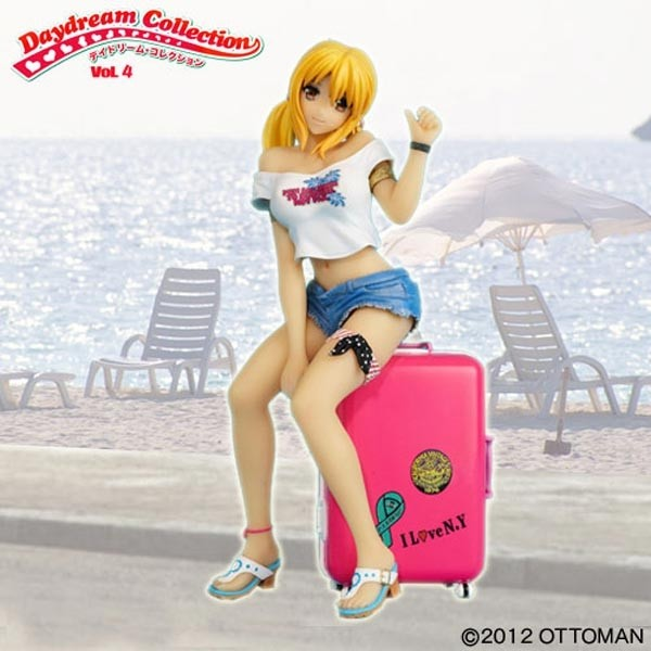 Daydream Collection: Vol.4 Hitchhiker Mimi Long Beach Ver. 1/6 Scale PVC Statue