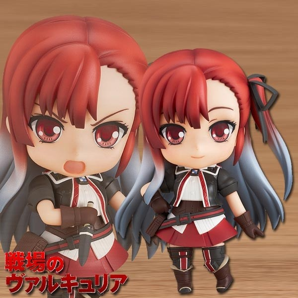 Valkyria Chronicles: Nendoroid Riela