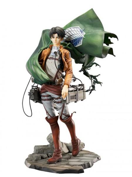 Shingeki no Kyojin: Levi 1/7 PVC Statue