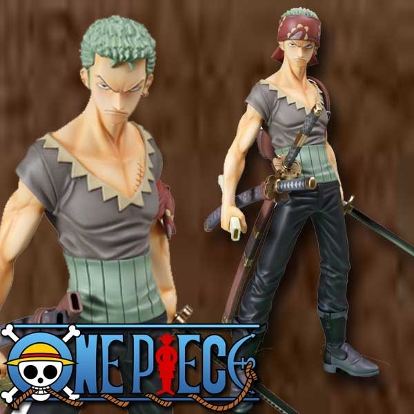 One Piece: P.O.P. Zorro Strong Edition 1/8 Scale PVC Statue