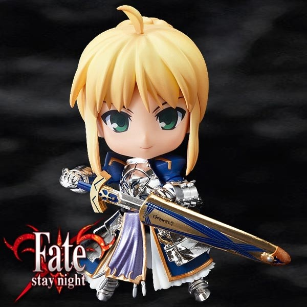 Fate/stay night: Nendoroid Saber 10th ANNIVERSARY Edition