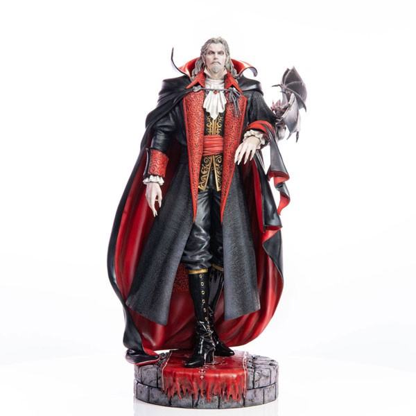 Castlevania Symphony of the Night: Dracula non Scale Resin Statue