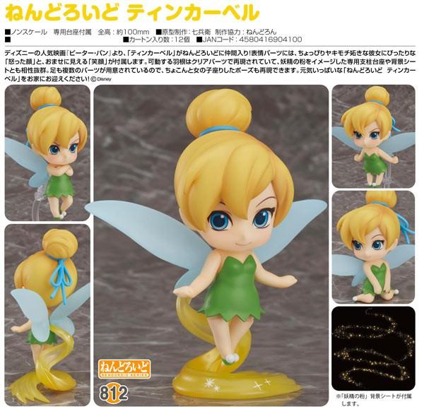 Peter Pan: Tinker Bell - Nendoroid
