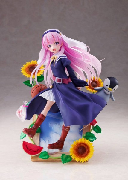 The Day I Became a God: Hina Memories of Summer 1/7 Scale PVC Statue