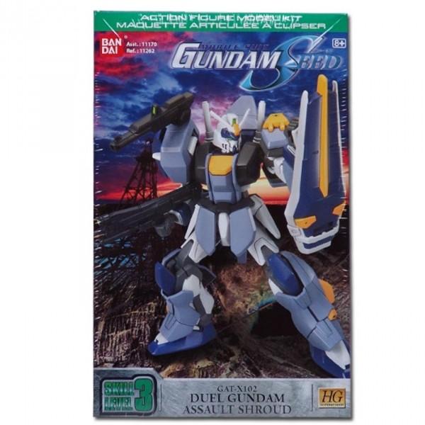 Gundam Seed - Duel Gundam Assault Shroud