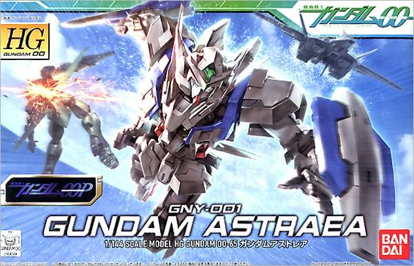 Gundam 00 - HG Gundam Astraea 1/144
