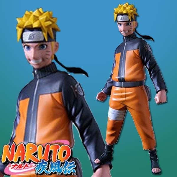 Naruto Shippuden: Naruto Vinyl Figur