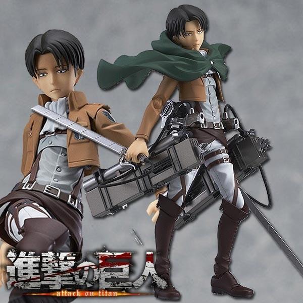 Shingeki no Kyojin: Levi - Figma