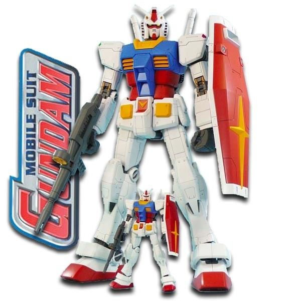 Gundam - Mega Size Model Gundam 1/48