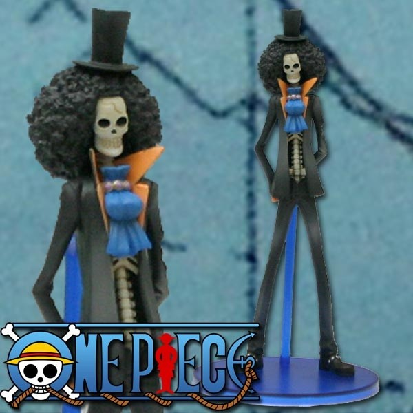 One Piece: High Spec Color Figure #3 Brook