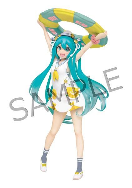 Vocaloid 2: Miku Hatsune Summer Renewal Ver. non Scale PVC Statue