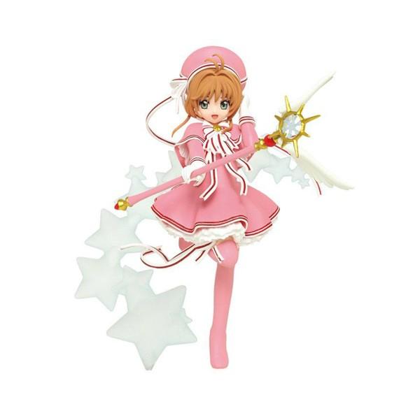 Cardcaptor Sakura: Clear Card: Sakura non Scale PVC Statue