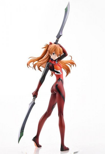 Evangelion 3.0+1.0: Asuka Langley Shikinami (EVA2020) 1/6 Scale PVC Statue