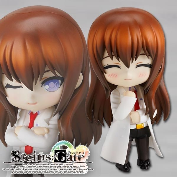 Steins;Gate: Nendoroid Kurisu Makise White Coat ver.
