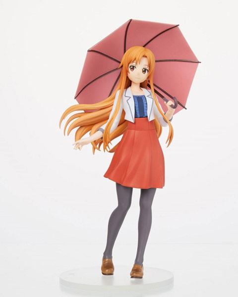 Sword Art Online Alicization: Asuna Casual Wear Ver. non Scale PVC Statue