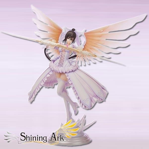 Shining Ark: Sakuya Mode - Seraphim 1/8 Scale PVC Statue