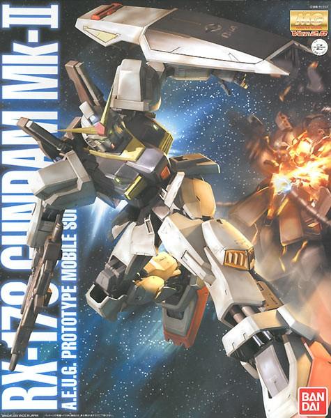 Zeta Gundam - MG Gundam MK-II 1/100
