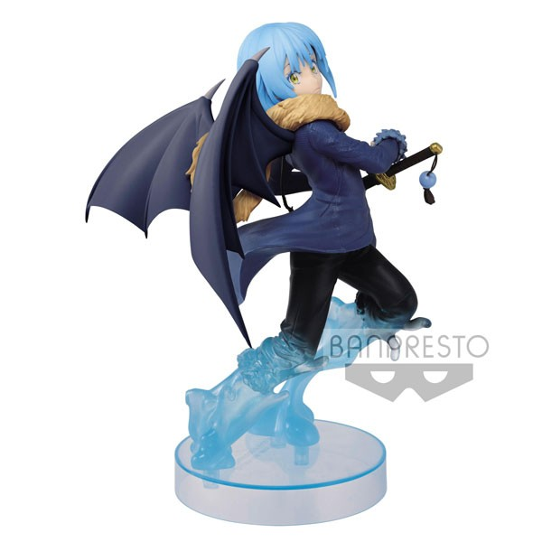 That Time I Got Reincarnated as a Slime : EXQ Rimuru Tempest non Scale PVC Statue