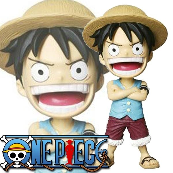 One Piece: Bobbing Head Monkey D. Luffy