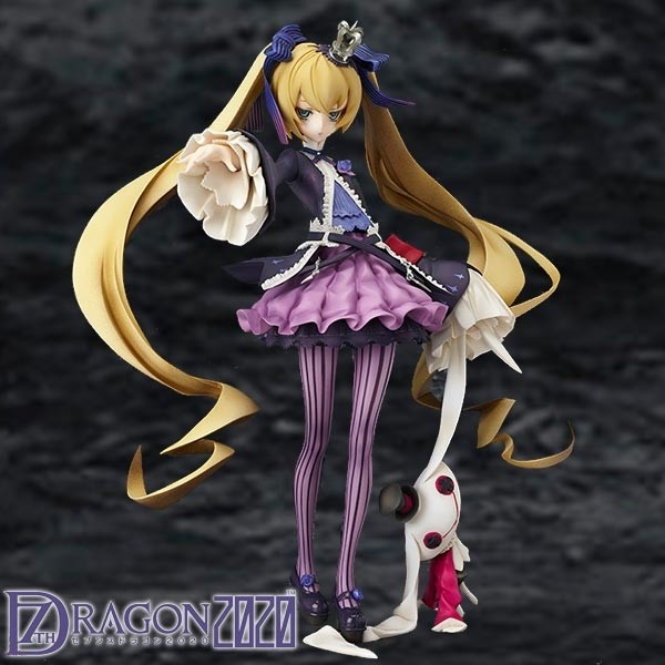 7th Dragon 2020: Hacker (Chelsea) 1/7 PVC Statue