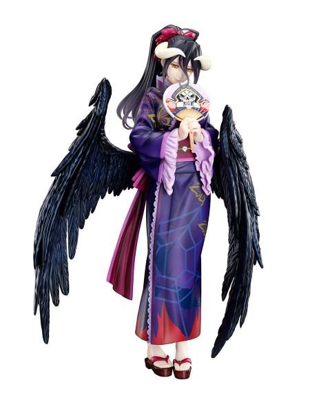 Overlord: Albedo Yukata Ver. 1/8 Scale PVC Statue