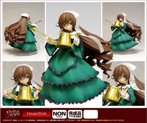 Rozen Maiden: Suiseiseki non Scale PVC Statue