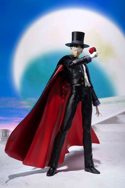 Sailor Moon: S.H. Figuarts Tuxedo Mask non Scale PVC Statue