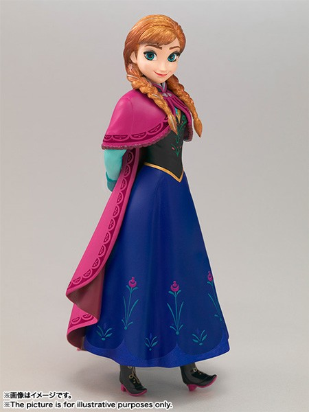 Frozen: Figuarts Zero Anna non Scale PVC Statue-Copy