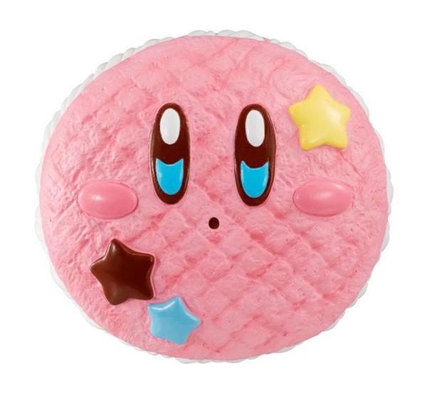 Kirby Super Star: Kirby Cream Sand Squeeze Anti-Stress-Figur