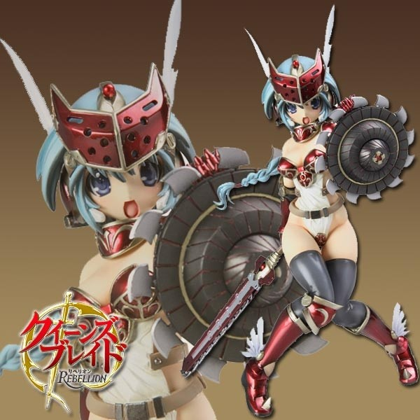 Queen's Blade Rebellion: Mirim - Excellent Model 02 1/8 Scale PVC Statue